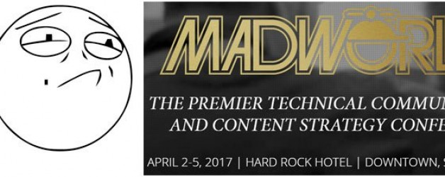 So, About MadWorld 2017